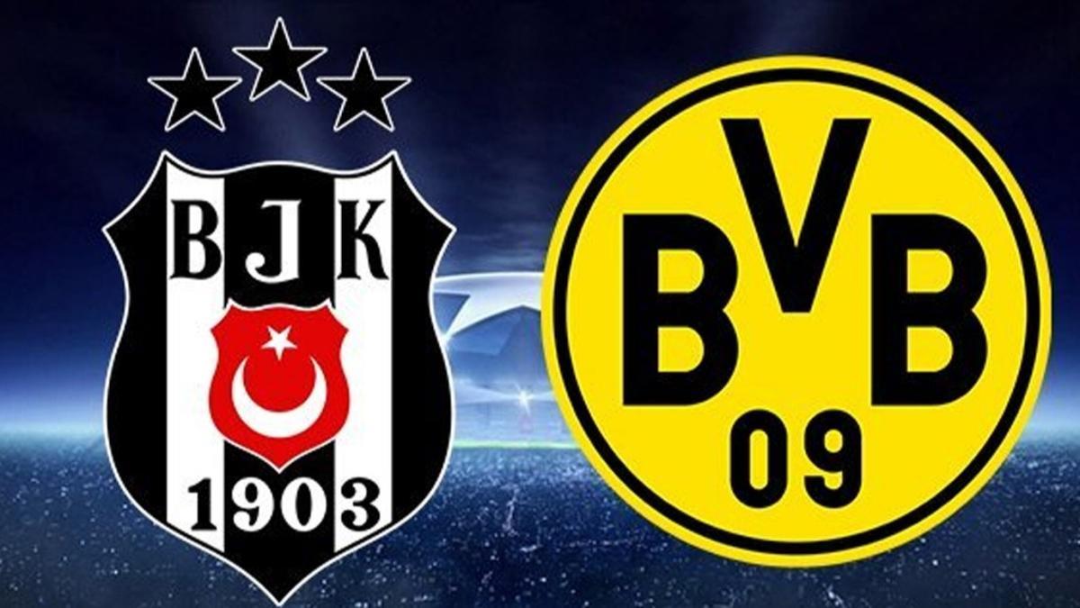 Dortmund Beşiktaşlı iki yıldıza talip oldu