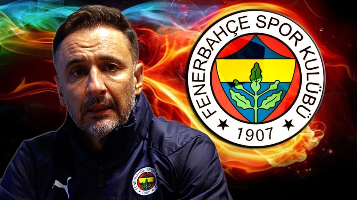 Fenerbahçe'de Vitor Pereira'nın raporu sonrası şok ayrılık! Sezonun en iyisiydi