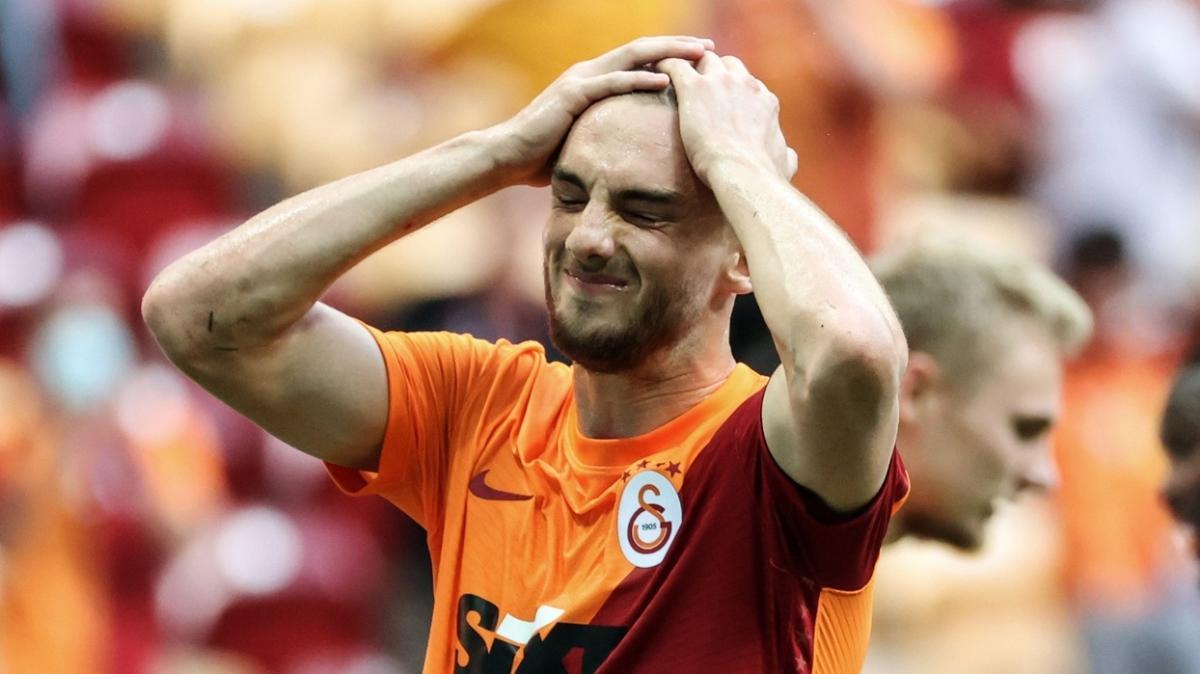 Galatasaray'ın Kayserispor maçı kadrosu belli oldu! 6 eksik var