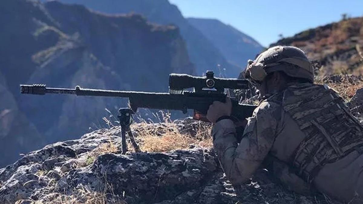 İçişleri: Eren operasyonlarıyla PKK'ya ağır darbe vuruldu