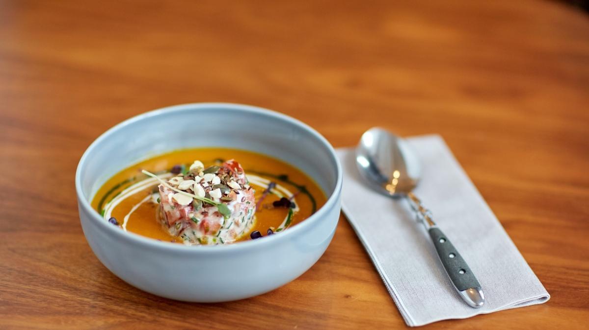 """İçtikçe içiren Lübnan usulü sebze çorbası nasıl yapılır"""" Kolay sebze çorbası tarifi"""