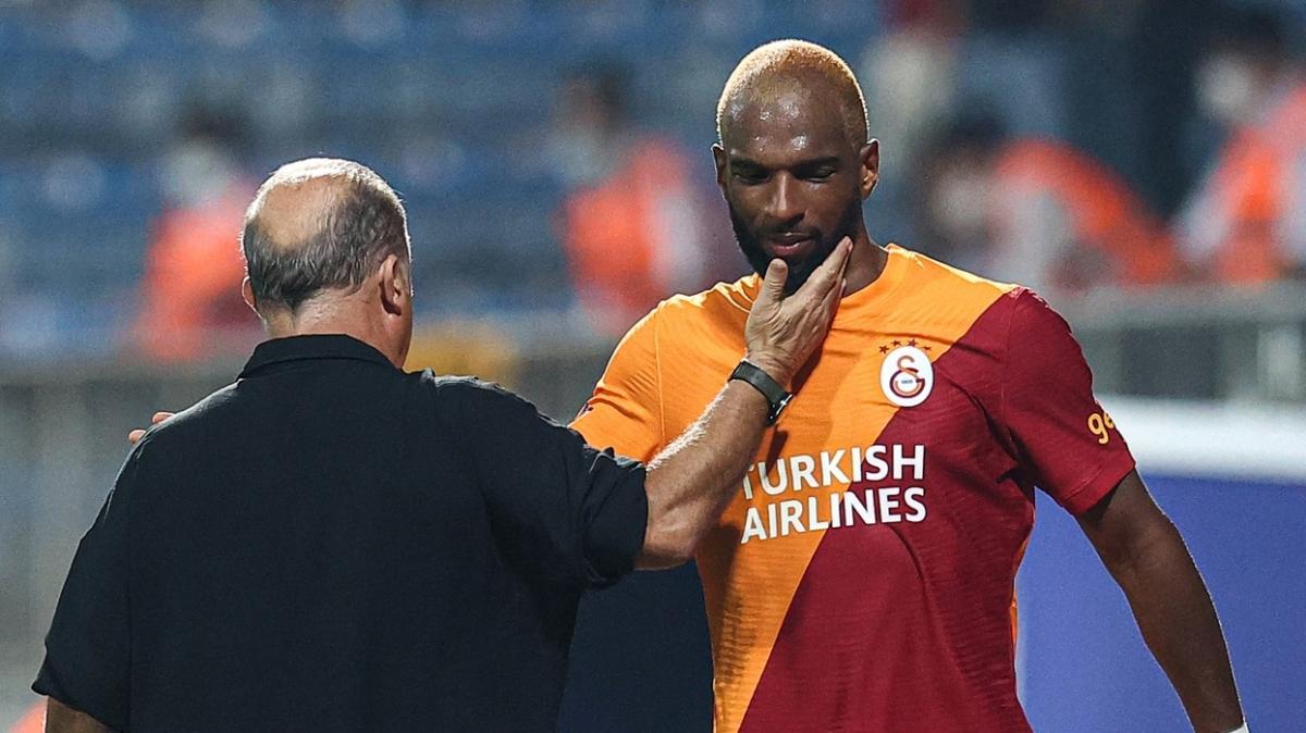 Ryan Babel'in oynadığı her maçta Galatasaray geriye gidiyor