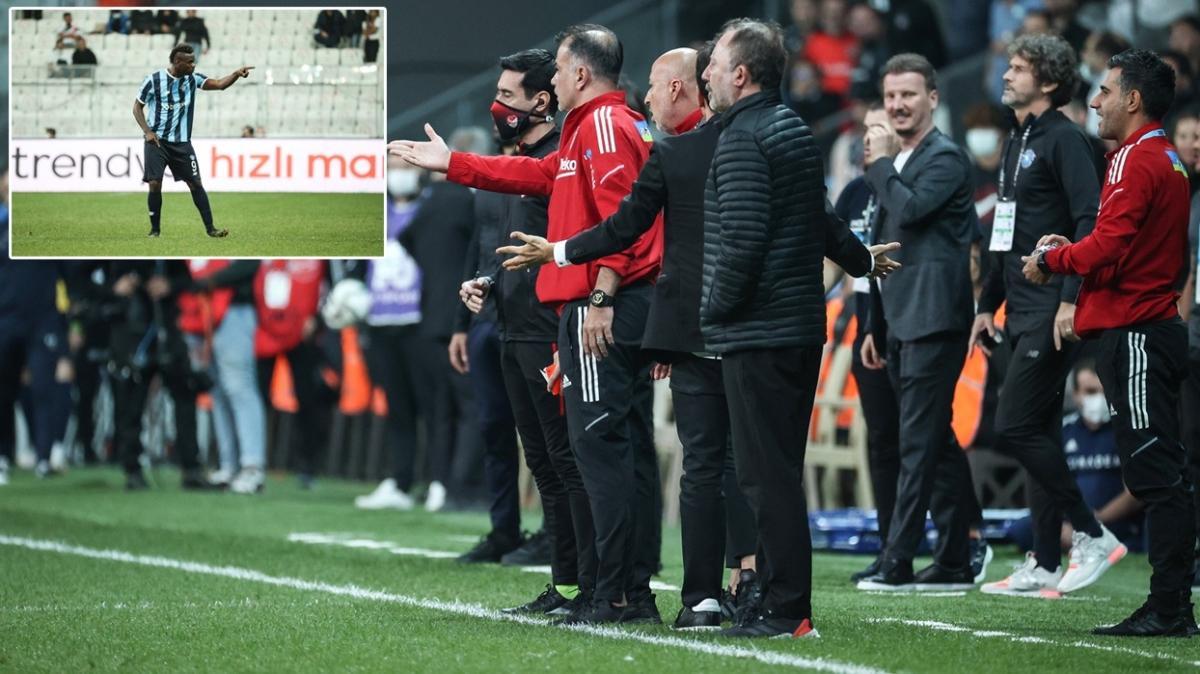 Sergen Yalçın'dan Balotelli'ye: Seviyesiz!