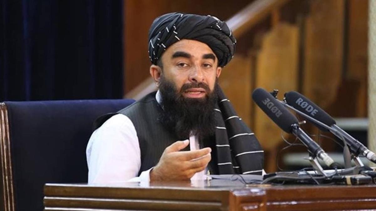 Taliban sözcüsü duyurdu! Kabil havalimanı açılıyor
