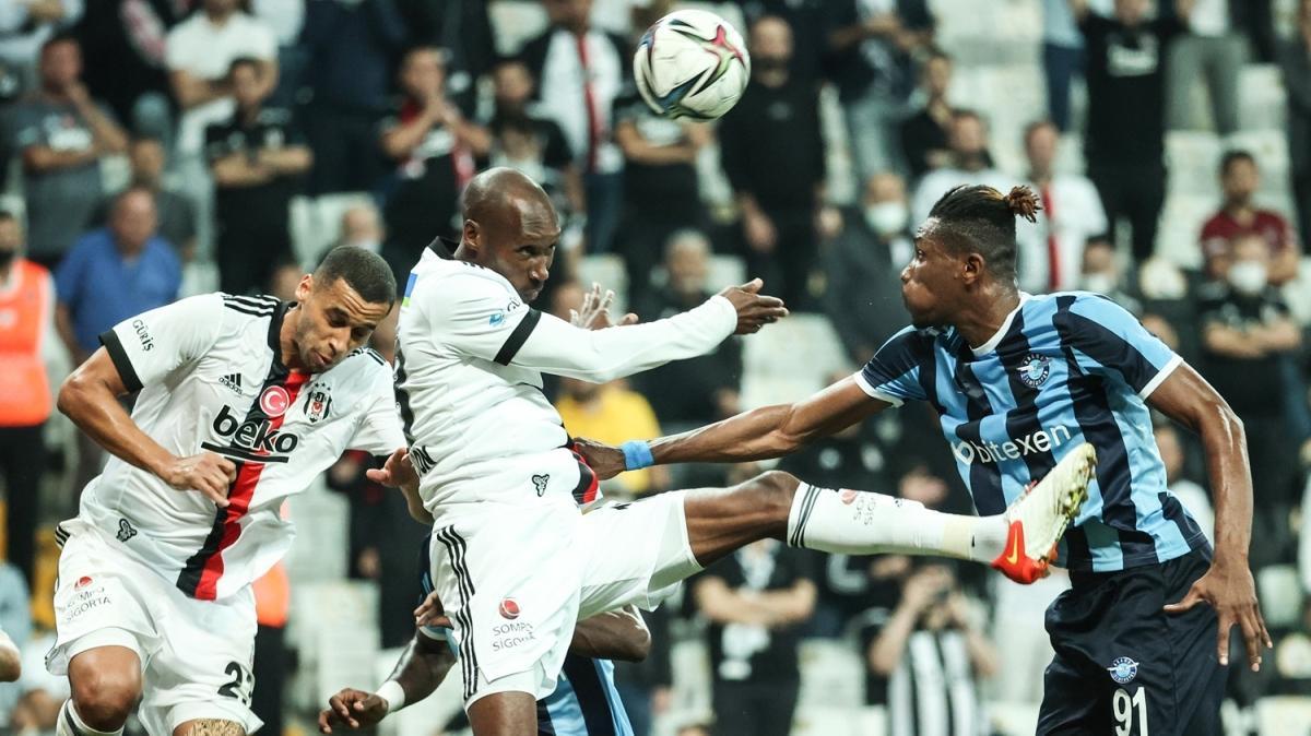Yok böyle maç! Maç sonucu: Beşiktaş 3-3 Adana Demirspor