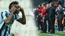 Balotelli'den Sergen Yalçın'a olay hareket!