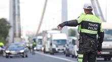 İstanbul Emniyet Müdürlüğü paylaştı: Çakarlı araçlara ceza