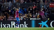 O eski halinden eser yok şimdi... Barcelona bir puanı son dakikada kurtardı