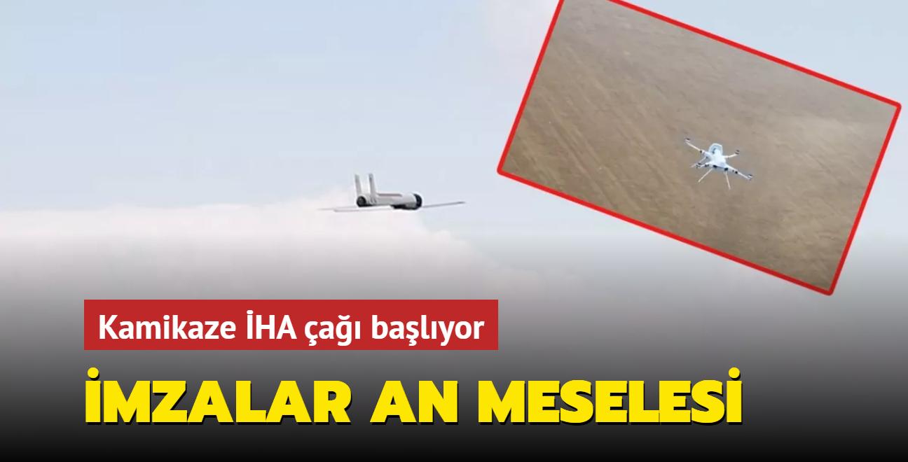 Sabit kanatlı vurucu İHA Alpagu'ya talep yağıyor