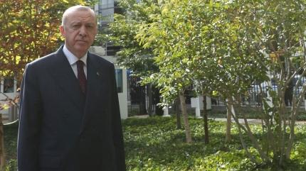 Başkan Erdoğan'dan New York'ta önemli temaslar