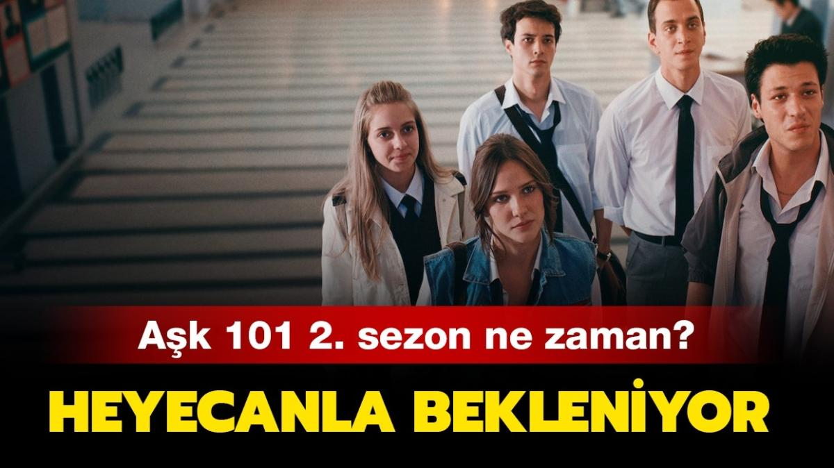 """Aşk 101 2. sezon ne zaman"""" Netflix Aşk 101 2. sezon (Aşk 102) fragmanı geldi mi"""""""