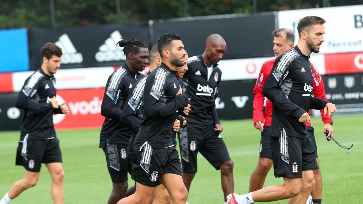 Beşiktaş'ta durmak yok! Altay maçı mesaisi başladı