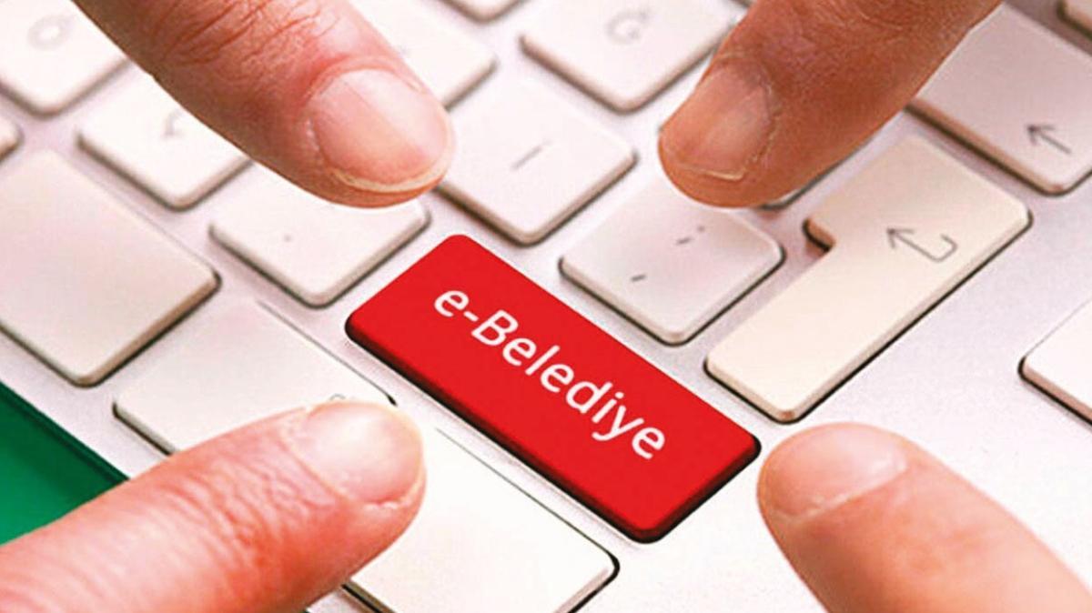 e-Belediyecilikle yılda 2 milyar cepte kalacak