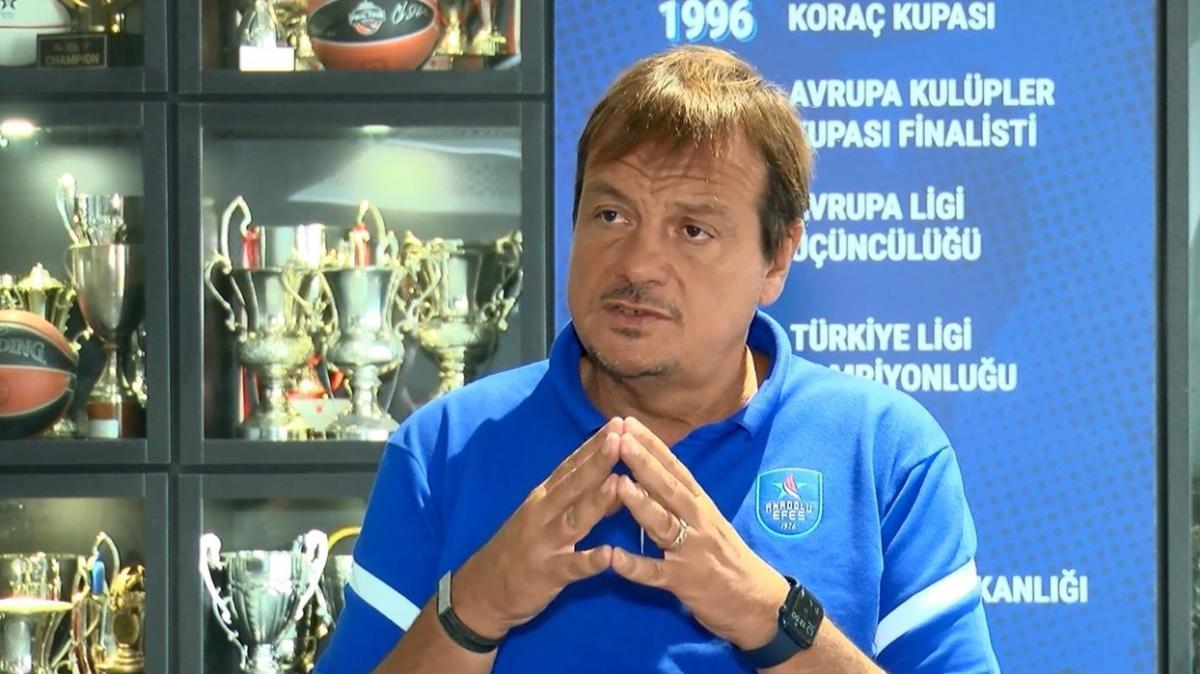 Ergin Ataman'dan çok konuşulacak Stefan Kuntz sözleri