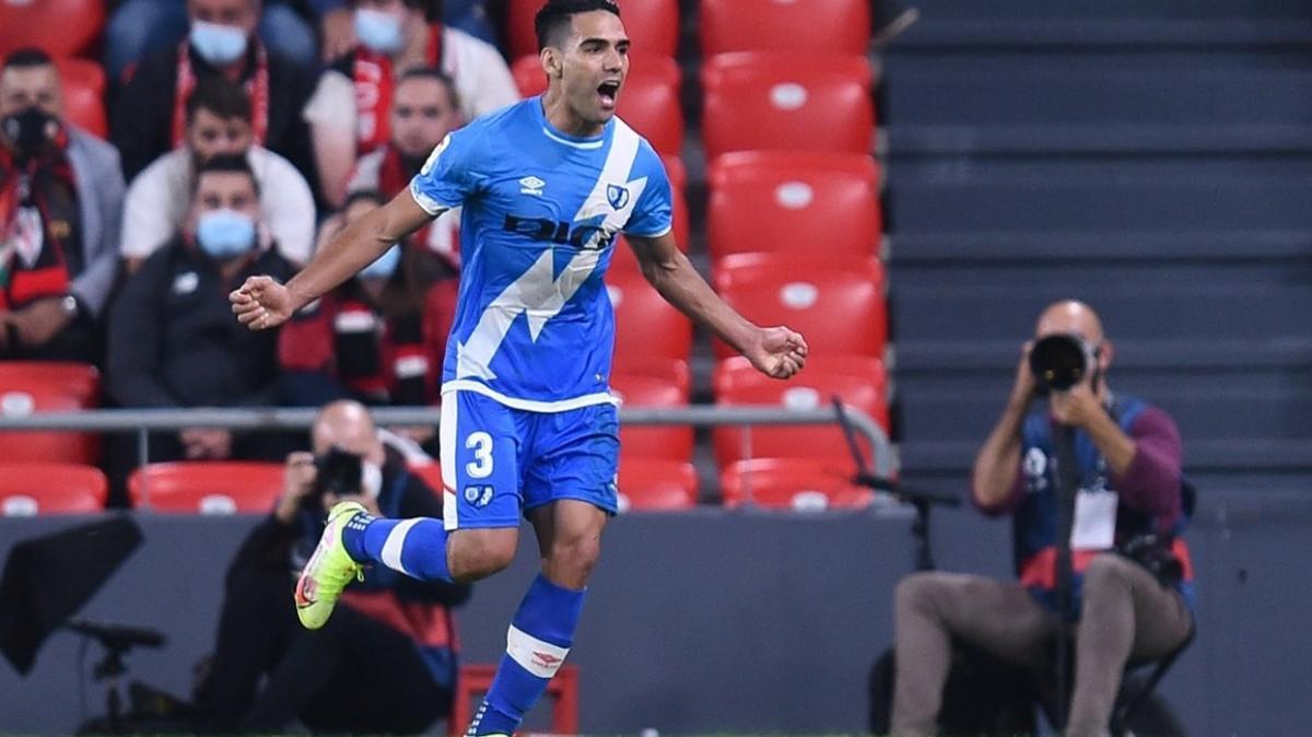 Falcao La Liga'da gollerine devam ediyor