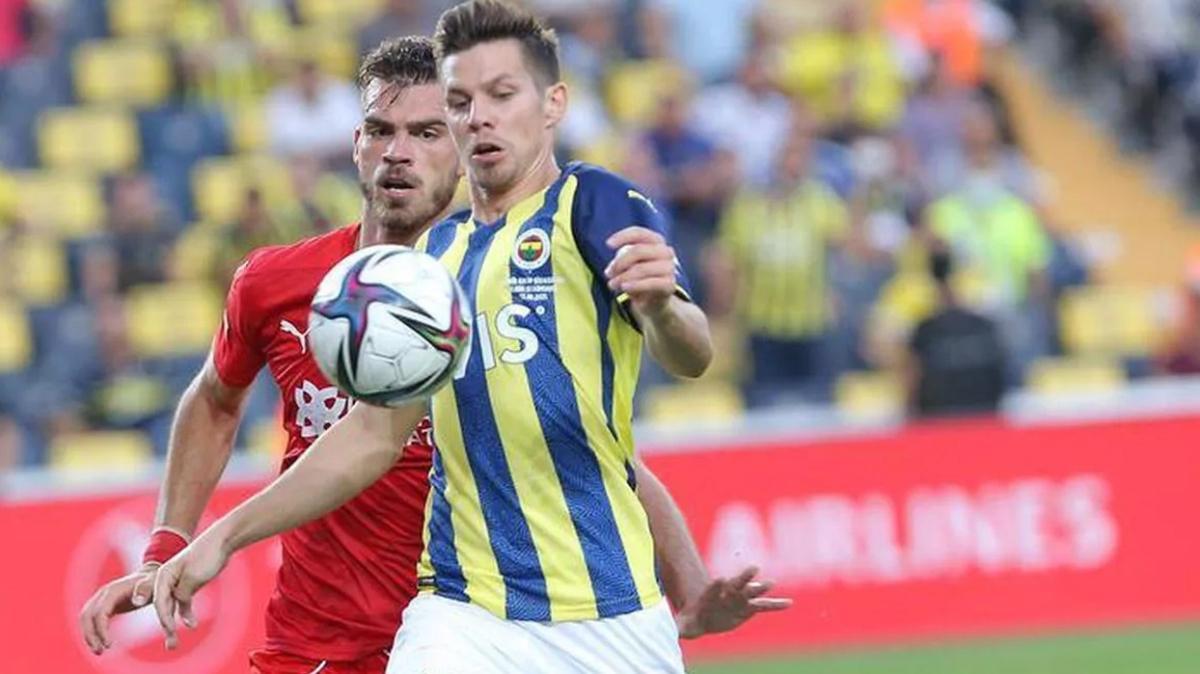 Fenerbahçe'de Zajc takıma katılıyor