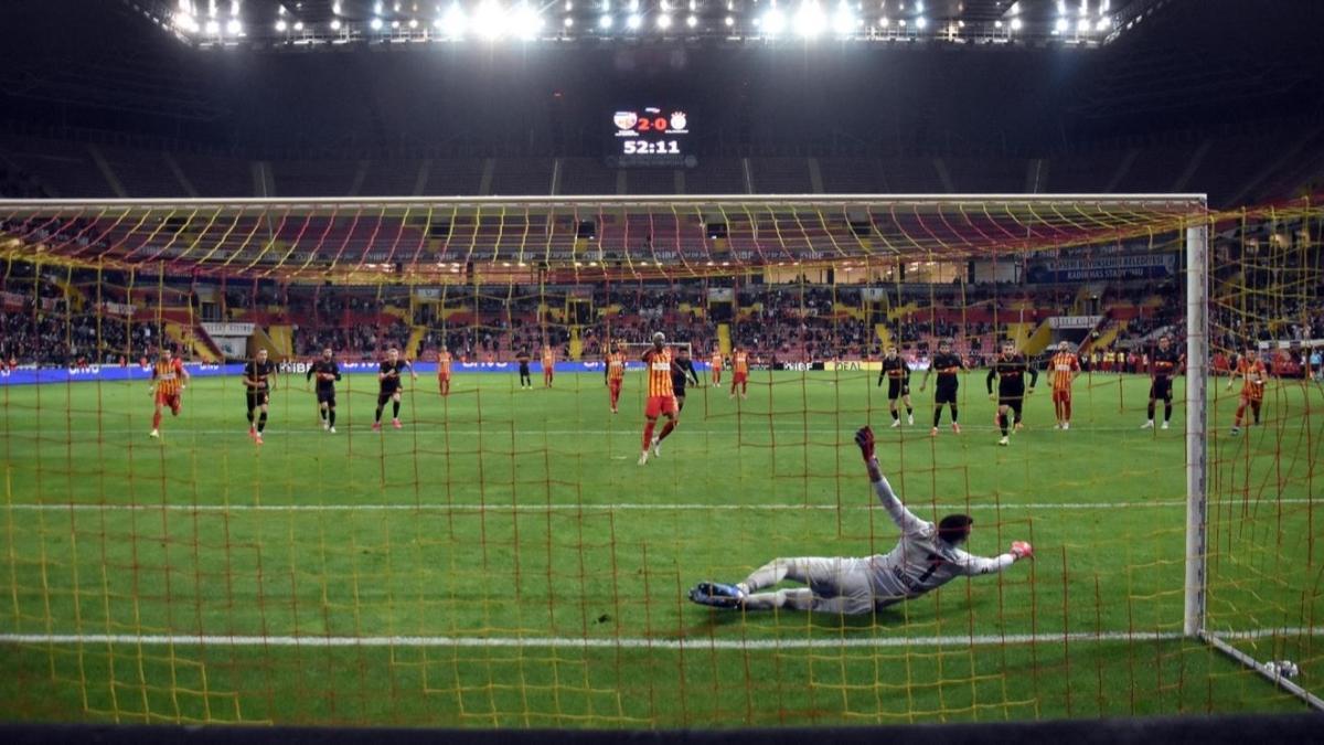 Fernando Muslera: Lazio maçında o performansı gösteren bu takımdı