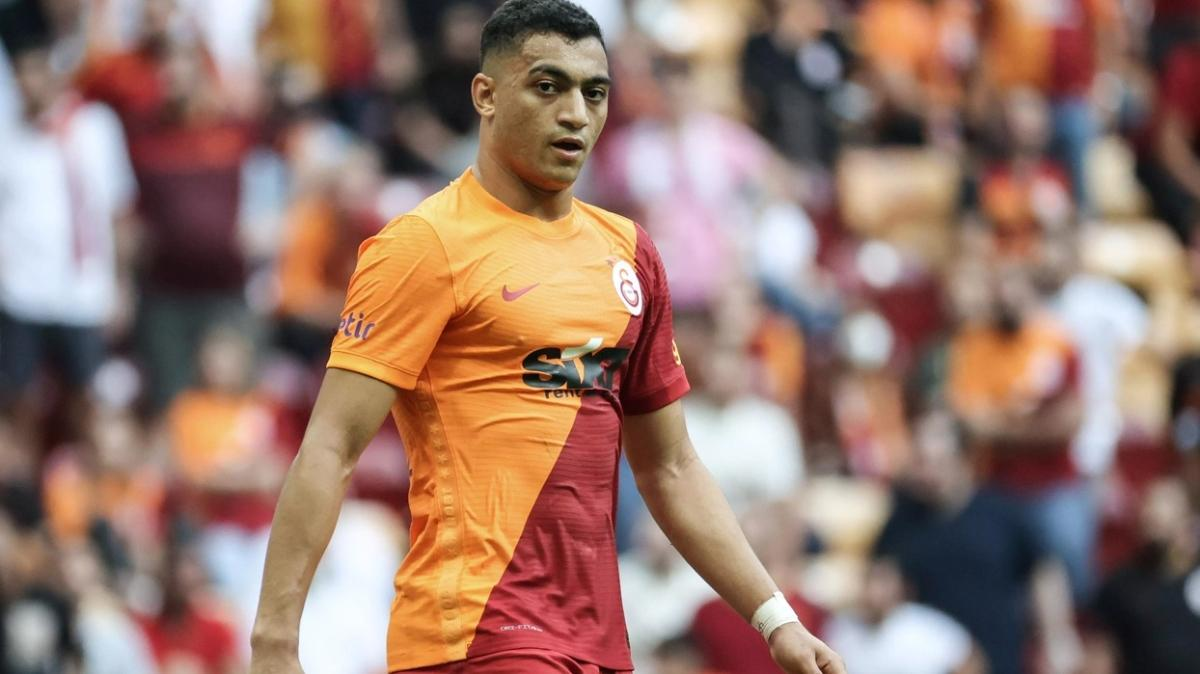 Galatasaray'da gözler Mostafa Mohamed'in üzerinde