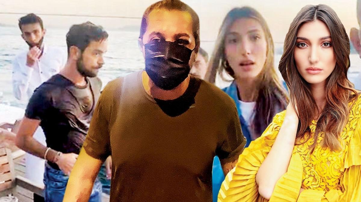 Kerem Kamışlı'yı sandalyeyle birlikte denize atmıştı... Şevval Şahin'in sevgilisi Yiğit Marcus Aral'ı 'Kerem'in selamı var' deyip dövdüler!