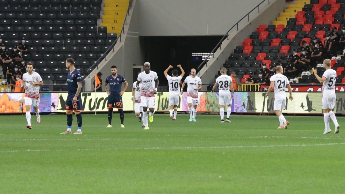 Muhammet Demir'in 9. saniyede attığı gol Süper Lig tarihine geçti