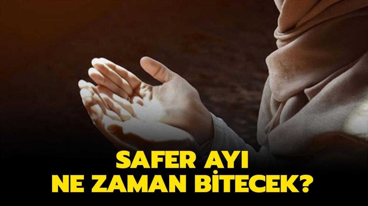 """Safer ayı 2021 son çarşamba günü ne zaman, hangi ibadetler yapılmalı"""" Safer ayı ne zaman bitecek"""""""
