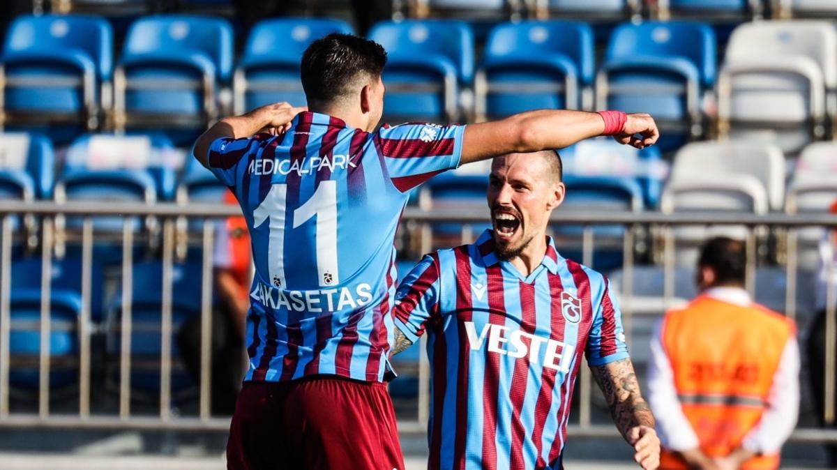 Trabzonspor lidelik için zorlu Konyaspor deplasmanında
