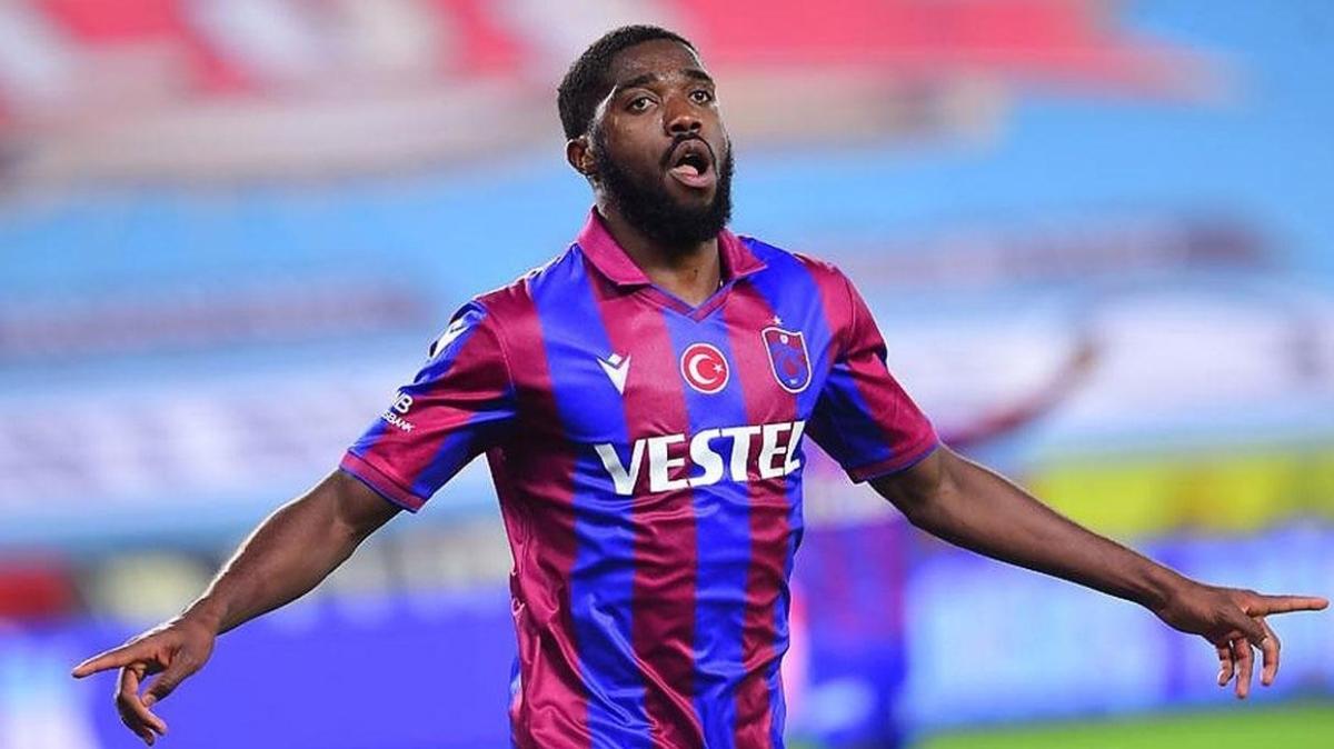 Trabzonspor'a Djaniny Semedo'dan iyi haber geldi
