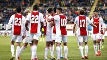 Ajax gol oldu yağdı: 5-0