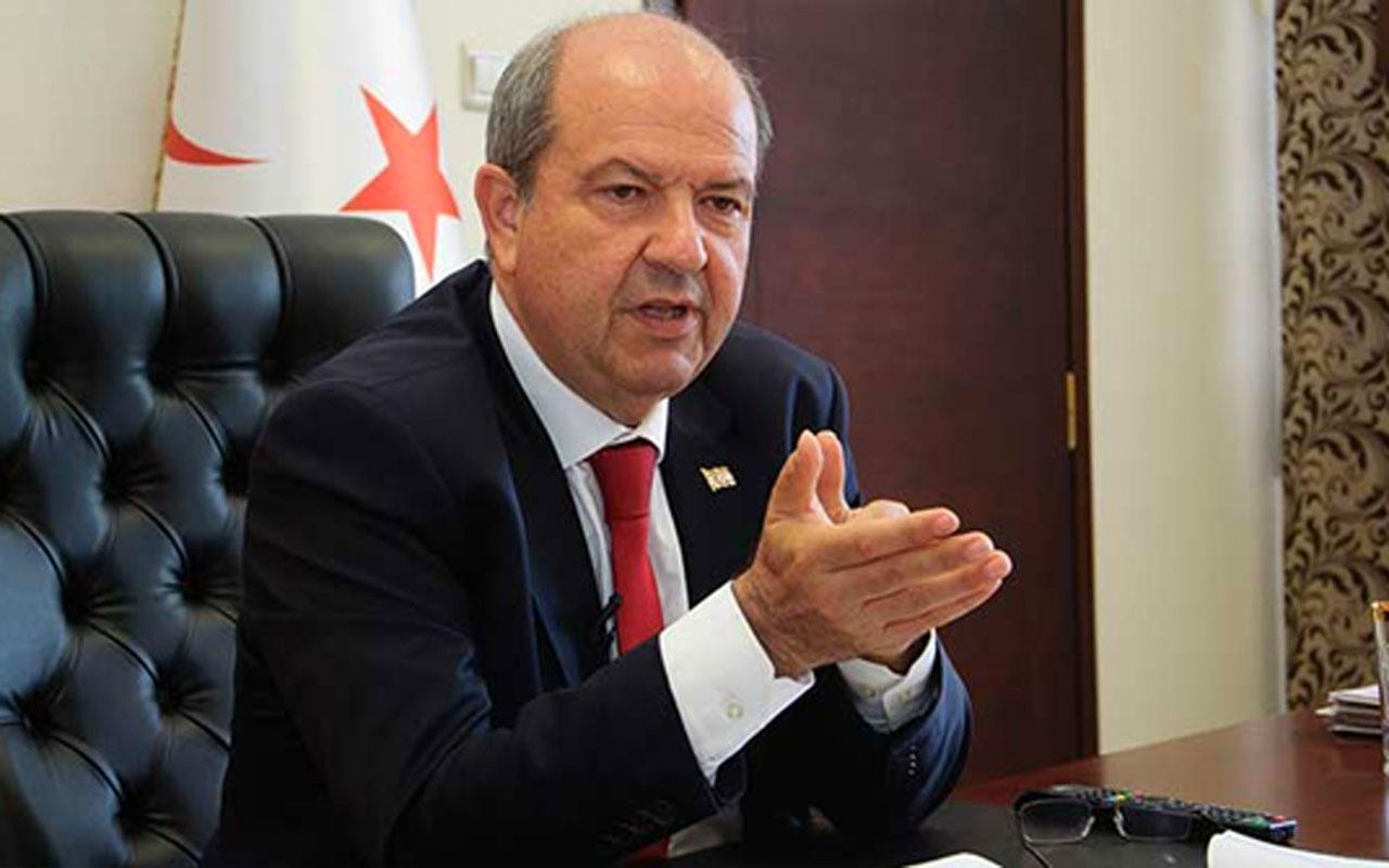 KKTC Cumhurbaşkanı Tatar: Başkan Erdoğan'a BM konuşması için teşekkür ediyoruz