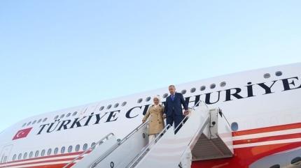 Başkan Erdoğan New York'tan yurda döndü