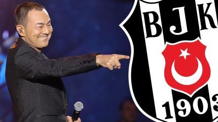Beşiktaş Serdar Ortaç'a neden dava açtı?