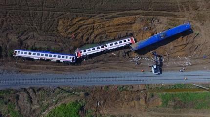 Çorlu'daki tren kazası nedeniyle ödenen tazminat açıklandı