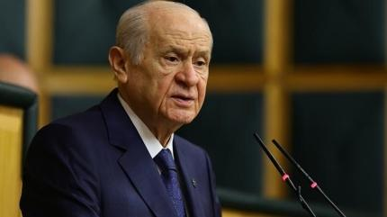 MHP lideri Bahçeli: CHP artık HDP'dir