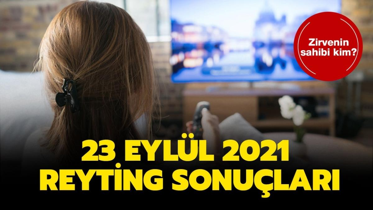 """23 Eylül 2021 reyting sonuçları açıklandı! Barbaroslar Akdeniz'in Kılıcı, Camdaki Kız, Bir Zamanlar Çukurova reyting birincisi kim"""""""