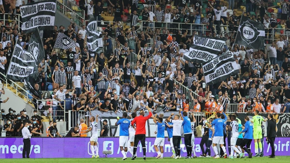 Altay'dan Beşiktaş maçı için karaborsa hamlesi
