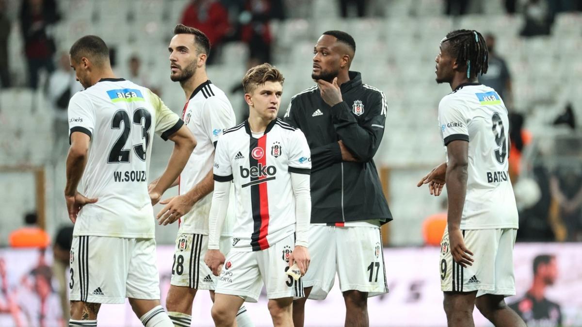 Beşiktaş 9 eksikle zorlu Altay deplasmanında