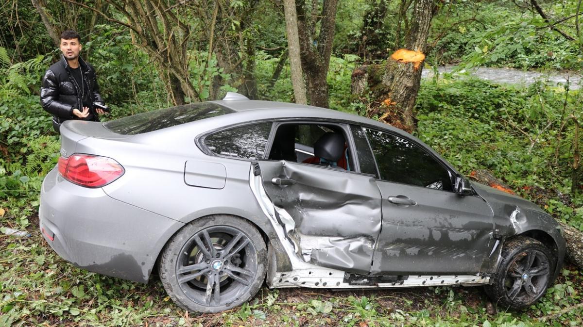 Boluspor'un 3 futbolcusu geçirdiği trafik kazası sonucu ölümden döndü