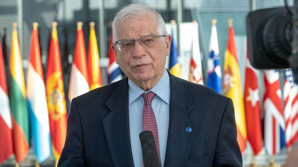 """Borrell: """"Avrupa ne kadar güçlü olursa NATO da o kadar güçlü olur"""""""