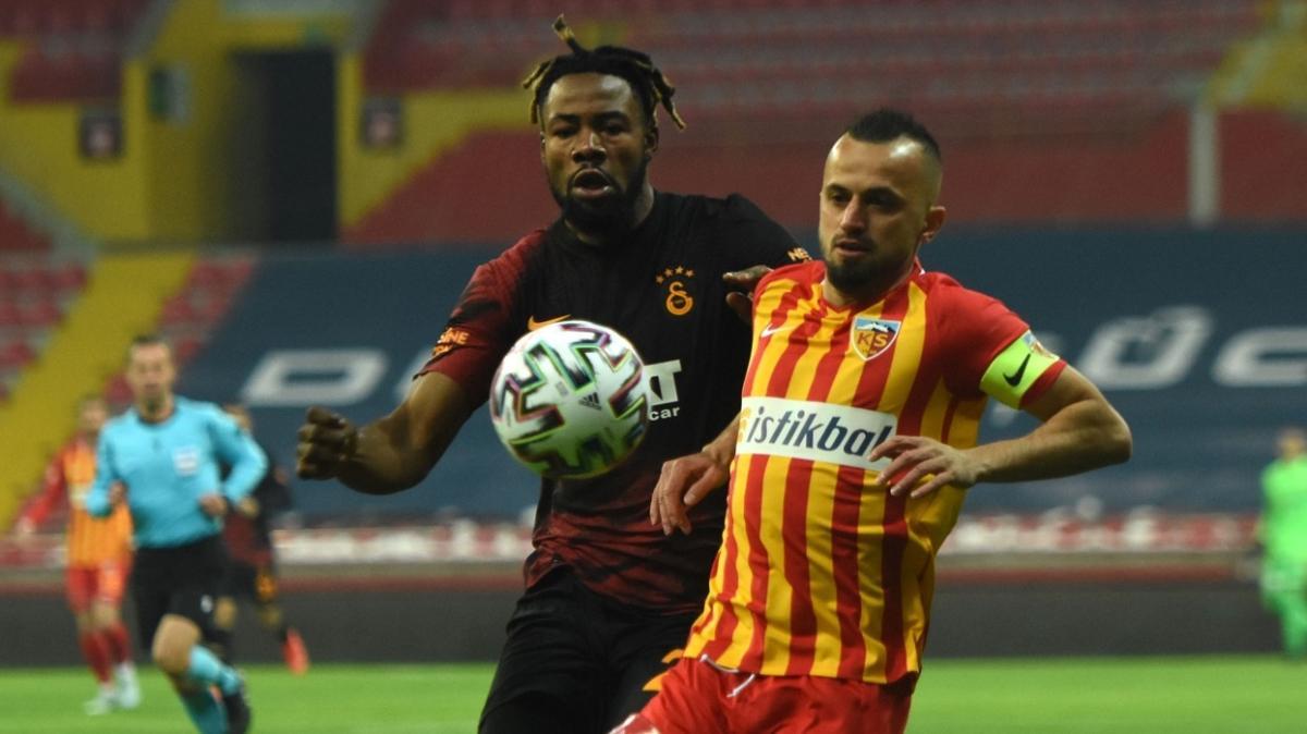 Galatasaray'dan çok kötü başlangıç