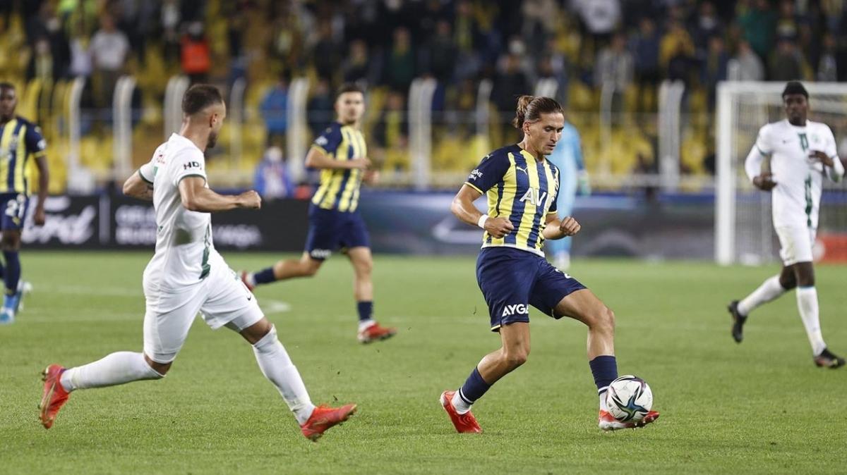 Miguel Crespo ilk maçını değerlendirdi