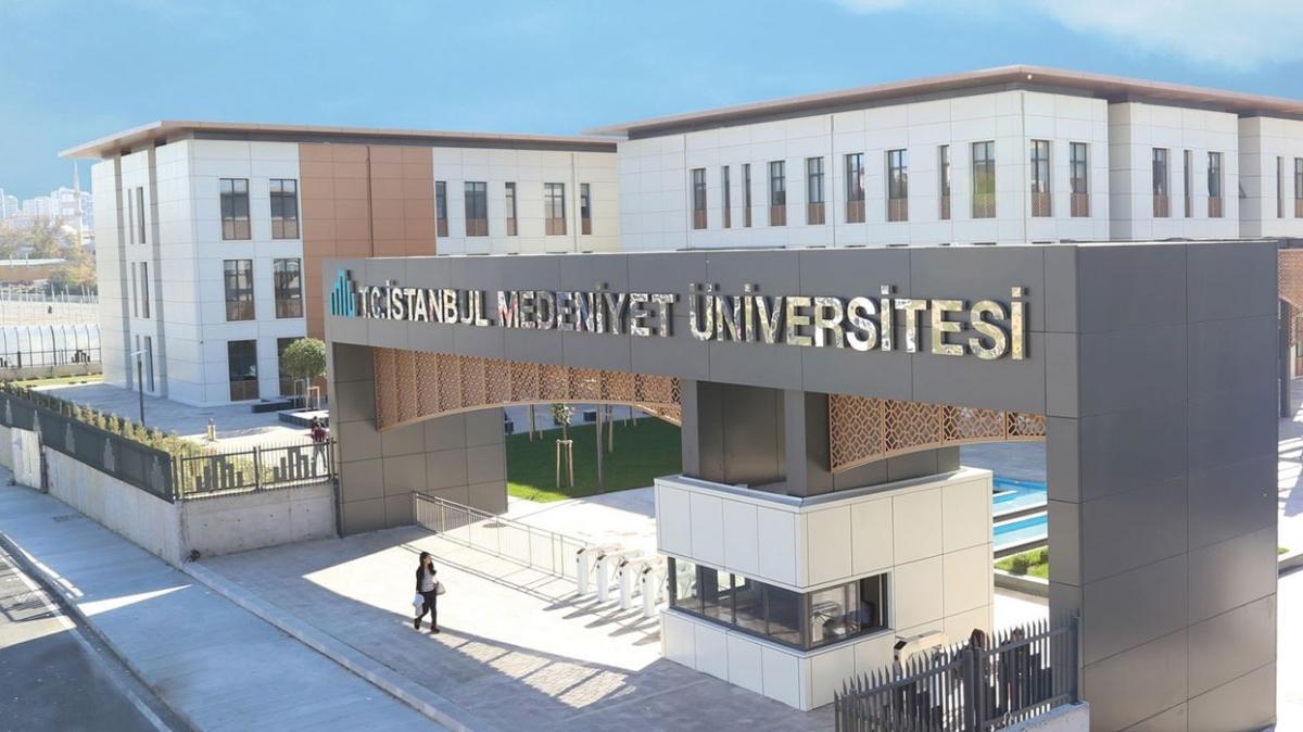 """İstanbul Medeniyet Üniversitesi, """"dünyanın en iyi yükseköğretim kurumları"""" sıralamasında ilk 1000'e girdi"""