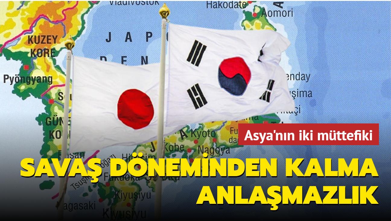 Japonya ve Güney Kore savaş dönemi tazminatı konusunda anlaşamadı