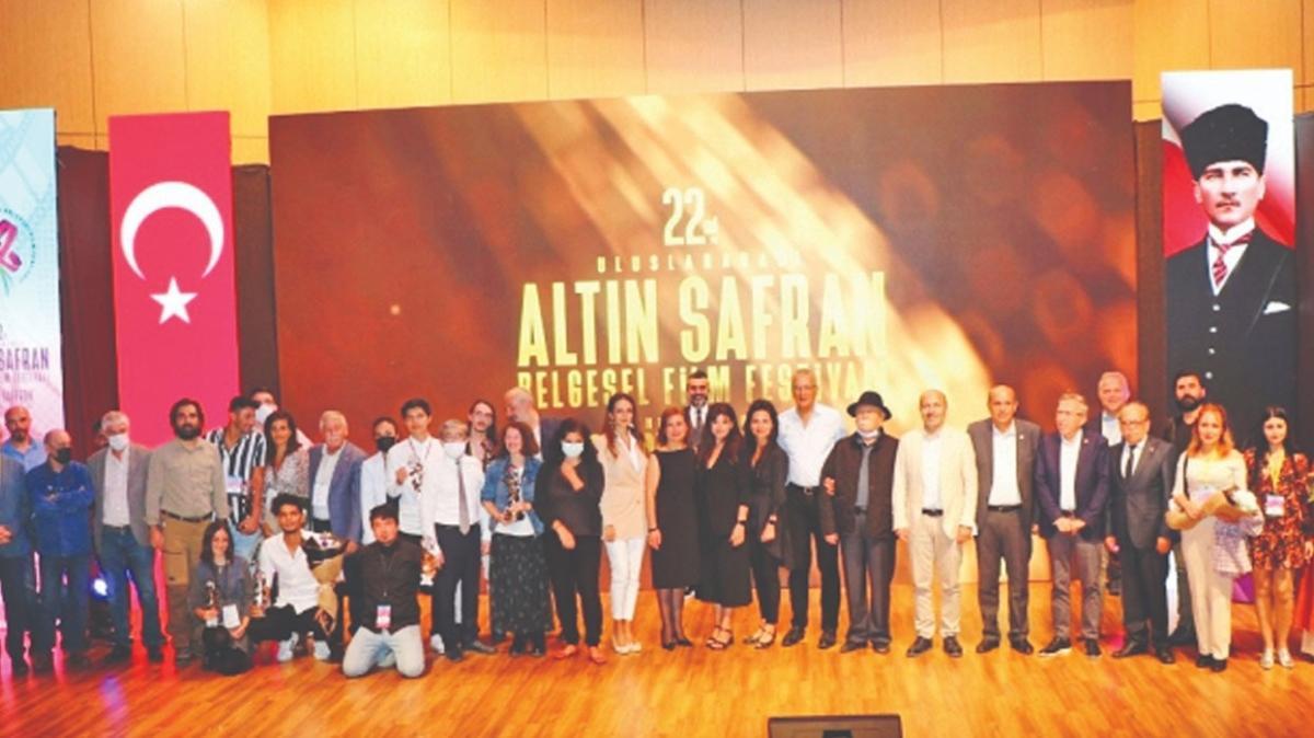 Altın Safranlar sinemacılar için dağıtıldı