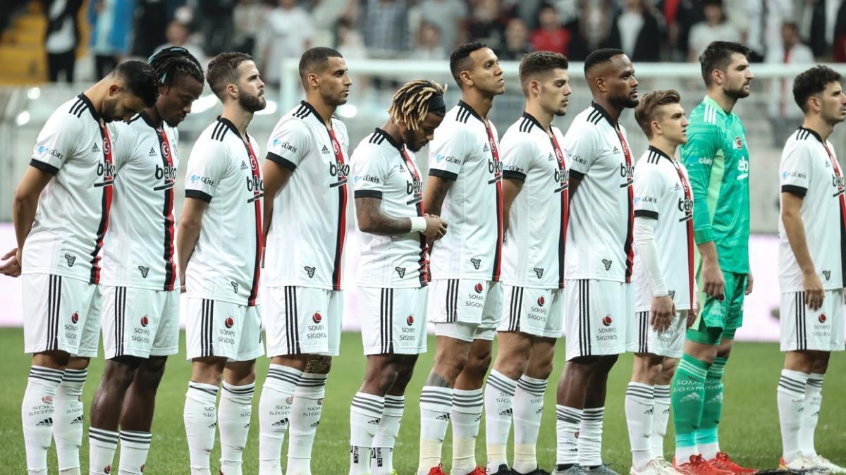 Beşiktaş'ta eksikler kervanına Francisco Montero da eklendi
