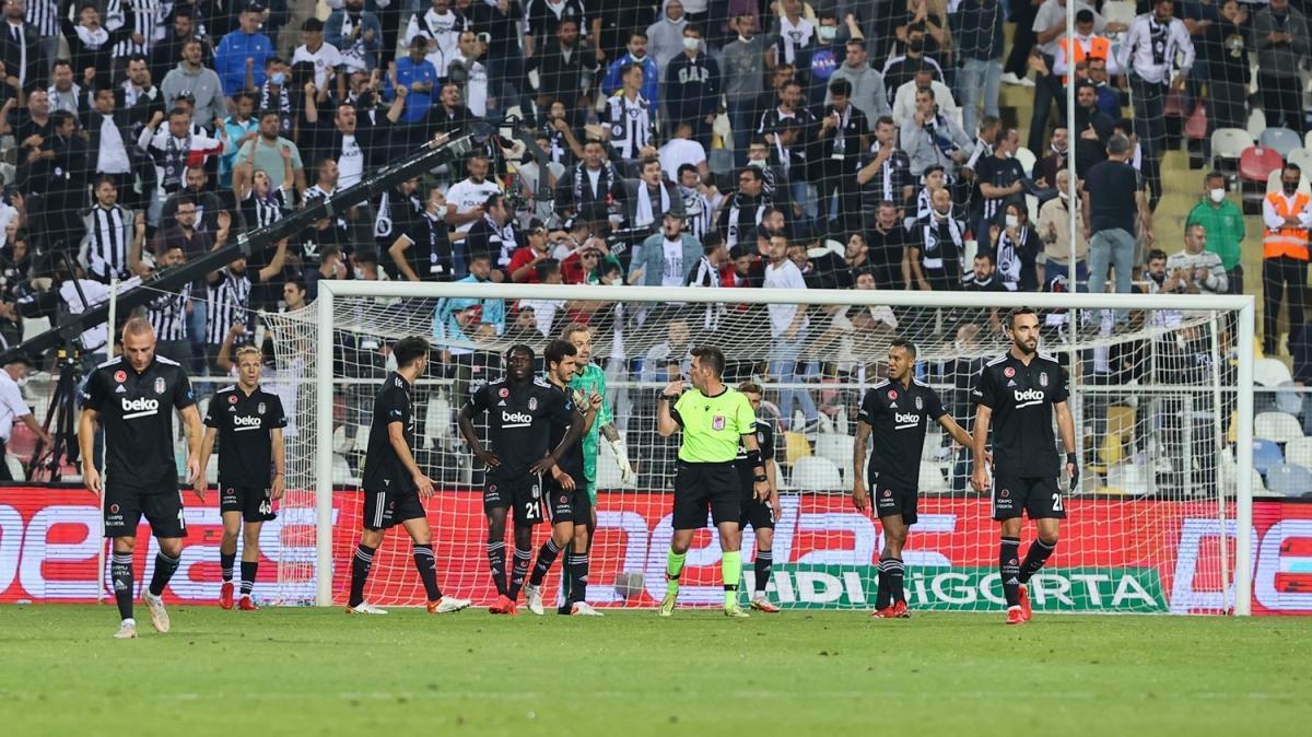 Beşiktaş, İzmir'de sakata geldi! Maç sonucu: Altay 3-1 Beşiktaş