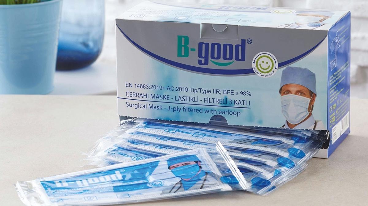 Dezenfektan ve maske talebiyle satışı %200 arttı