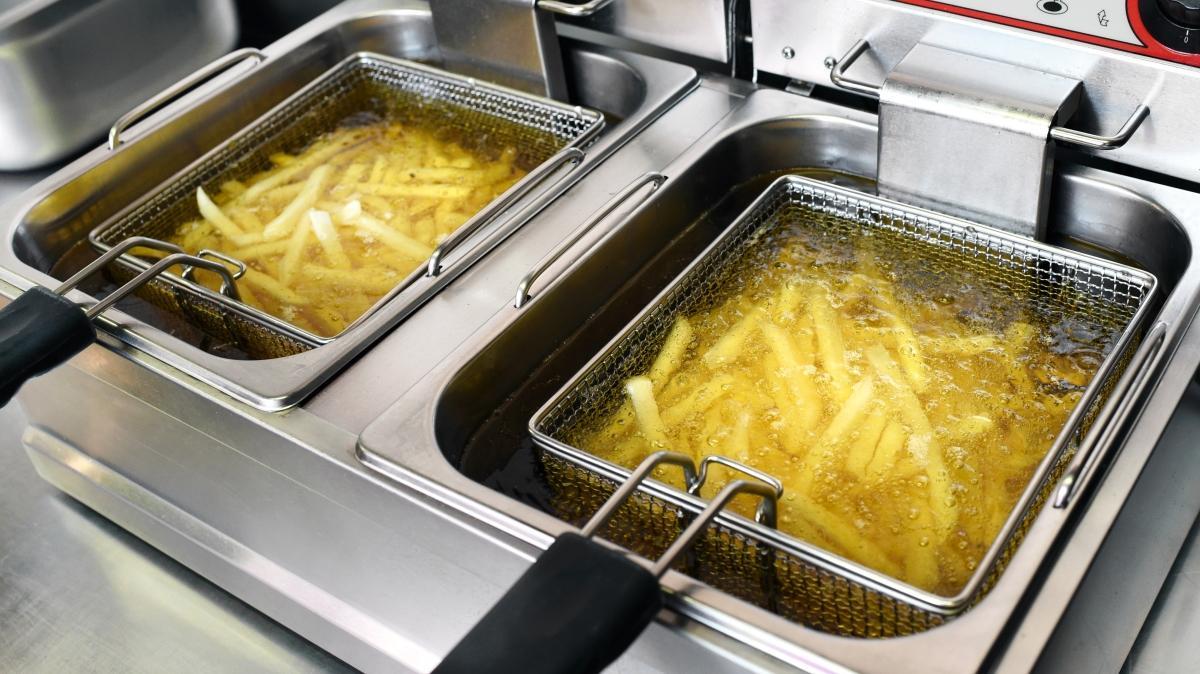"""Fast food çıtır patates kızartması evde nasıl yapılır"""""""