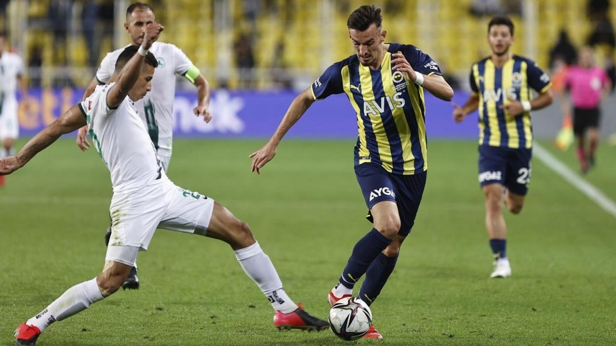 Fenerbahçe'nin yeni yıldızları katkı vermeye başladı