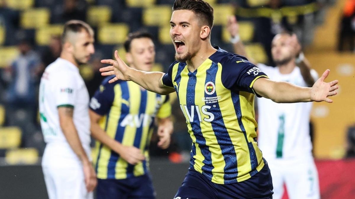 Ferdi gol atarsa Fenerbahçe kazanıyor
