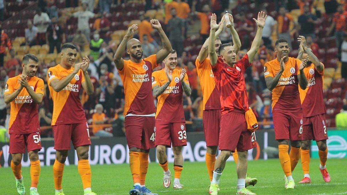 Galatasaray'da artık birlik zamanı